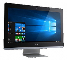 "Моноблок Acer Aspire Z20-780 19.5"" HD+ i3 6100U/4Gb/1Tb/HDG/DVDRW/Windows 10 Home Single Language/WiFi/BT/клавиатура/мышь/черный 1600x900"
