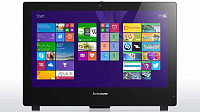 "Моноблок Lenovo S50 30 23"" Full HD i3 4005u (1.7)/4Gb/500Gb/HDG4400/DVDRW/CR/Free DOS/Eth/WiFi/клавиатура/мышь/Cam/черный 1920x1080"