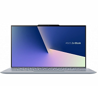 "Ноутбук ASUS ASUS UX392FA-AB021R+Bag 13.3""(1920x1080 (матовый) IPS)/Intel Core i7 8565U(1.8Ghz)/16384Mb/512PCISSDGb/noDVD/Int:Intel HD Graphics 620/Cam/BT/WiFi/bag/war 1y/1.1kg/Utopia Blue/W10Pro"
