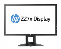 "Монитор HP 27"" Z27x Studio черный IPS LED 16:9 HDMI полуматовая HAS Pivot 250cd 178гр/178гр 4096x2160 DisplayPort Ultra HD USB 8.8кг (RUS)"