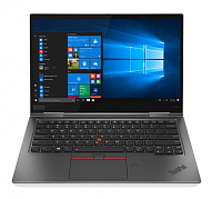 Ноутбук Lenovo Lenovo X1 Yoga 4th Gen 14.0FHD_IPS_AR/AS_400N_MT/ CORE_I7-8565U_1.8G_4C_MB/ 16GB(4X32GBX32)_LPDDR3_2133/ 512GB_QLC+32GB_OPTANE_M.2_2280/ / INTEGRATED_GRAPHICS/ IR&HD_CAMERA_W/MIC/ KYB_RUS/ Thinkpad Pen Pro/ W10_PRO/ GRAY