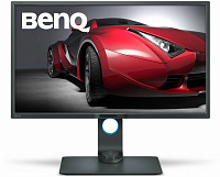 "Монитор Benq 31.5"" PD3200U-T черный IPS LED 4ms 16:9 DVI HDMI M/M матовая 20000000:1 350cd 3840x2160 DisplayPort FHD USB"