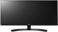 "Монитор LG 34"" 34UM88C-P черный IPS LED 5ms 21:9 HDMI M/M матовая HAS 320cd 3440x1440 DisplayPort QHD USB 8.4кг"