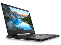 "Ноутбук Dell Dell G5-5590 15.6""(1920x1080 (матовый) IPS)/Intel Core i7 9750H(2.6Ghz)/8192Mb/1000+256SSDGb/noDVD/Ext:nVidia GeForce GTX1650(4096Mb)/Cam/BT/WiFi/war 1y/2.68kg/ White / Win 10 Home  +  Backlit"