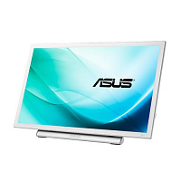 "Монитор Asus 19.5"" PT201Q белый LED 16:9 HDMI M/M 3000:1 250cd 1920x1080 DisplayPort FHD USB Touch 3.6кг"