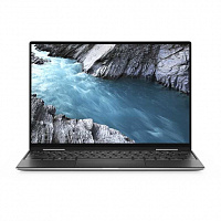 "Ноутбуки Dell Dell XPS 13 2-in-1 7390 13.4""(1920x1200 WLED 16:10)/Touch/Intel Core i7 1065G7(1.3Ghz)/8192Mb/256SSDGb/noDVD/Ext:Intel Iris Plus/silver/W10 + Backlit"