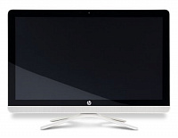 "Моноблок HP 22-b056ur 22"" Full HD Touch i5 6200U (2.3)/8Gb/1Tb 5.4k/SSHD8Gb/GT920A 2Gb/DVDRW/CR/Windows 10 64/GbitEth/WiFi/BT/клавиатура/мышь/Cam/белый/черный 1920x1080"
