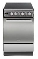 Плита Электрическая Hotpoint-Ariston H5VMC6A (X) RU серебристый
