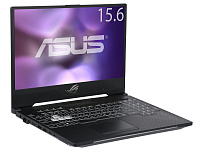 "Ноутбук ASUS ASUS ROG GL504GM-ES329T 15.6""(1920x1080 (матовый, 144Hz) IPS)/Intel Core i5 8300H(2.3Ghz)/8192Mb/1000+256SSDGb/noDVD/Ext:nVidia GeForce GTX1060(6144Mb)/Cam/BT/WiFi/war 2y/2.4kg/black/W10"