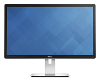 "Монитор Dell 27"" UP2715K черный IPS LED 16:9 M/M матовая HAS Pivot 300cd 178гр/178гр 5120x2880 DisplayPort Ultra HD 5K (2880p) USB 10.07кг"