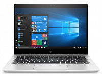 "Ноутбук HP HP EliteBook x360 830 G6 13.3""(1920x1080)/Touch/Intel Core i5 8265U(1.6Ghz)/16384Mb/512SSDGb/noDVD/Int:Intel HD Graphics 620/53WHr/war 3y/1.35kg/silver/W10Pro + 1000 nit Sure View"