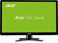 "Монитор Acer 23"" G236HLBBID черный TN+film LED 5ms 16:9 DVI HDMI матовая 200cd 1920x1080 D-Sub FHD"