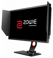 "Монитор Benq 27"" XL2735 Zowie темно-серый TN+film LED 16:9 DVI HDMI матовая HAS Pivot 270cd 2560x1440 DisplayPort QHD USB 8.3кг"