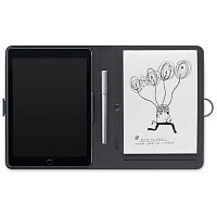Фолиант Wacom для Apple iPad Air 2 CDS-600C серый