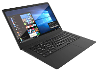 "Intel X5 Z8350 Экран 14.1"" ( 4 ядра , 1.44 Гц ) / 4 GB / Intel HD Graphics 400 /  WiFi / Bluetooth / WEB-камера / SSD 32 GB / Windows 10"