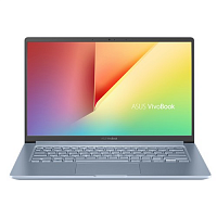 "Ноутбук ASUS ASUS X403FA-EB104T 72Вт/ч батарея 14""(1920x1080 (матовый))/Intel Core i3 8145U(2.1Ghz)/8192Mb/256SSDGb/noDVD/Int:Intel UHD Graphics 620/Cam/BT/WiFi/72WHr/war 1y/1.3kg/Silver Blue /W10"