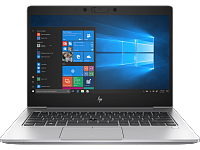 "Ноутбук HP HP EliteBook 735 G6 13.3""(1920x1080)/AMD Ryzen 5 3500U(2.1Ghz)/16384Mb/512SSDGb/noDVD/Int:AMD Vega/50WHr/war 3y/1.33kg/silver/W10Pro + 1000 nit Sure View"
