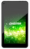 "Планшет Digma Optima 7300 RK3126 (1.3) 4C/RAM512Mb/ROM8Gb 7"" TN 1024x600/Android 6.0/черный/0.3Mpix/WiFi/Touch/microSD 32Gb/minUSB"