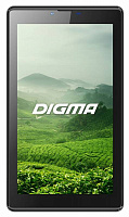 "Планшет Digma Optima 7008 3G MTK8312CW (1.2) 4C/RAM512Mb/ROM4Gb 7"" TN 1024x600/3G/Android 5.1/черный/0.3Mpix/BT/GPS/WiFi/Touch/microSD 32Gb/minUSB/2200mAh"