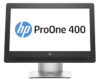 "Моноблок HP ProOne 400 G2 20"" HD+ i3 6100T (3.2)/4Gb/500Gb 7.2k/HDG530/DVDRW/Windows 10 Single Language 64/Eth/WiFi/BT/клавиатура/мышь/Cam/черный 1600x900"