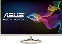 "Монитор Asus 27"" MX27UQ черный IPS LED 16:9 HDMI M/M матовая 300cd 3840x2160 DisplayPort Ultra HD USB 5.5кг"