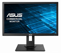 "Монитор Asus 21.5"" BE229QLB черный TN+film LED 16:9 DVI M/M матовая HAS Pivot 1000:1 250cd 1920x1080 D-Sub DisplayPort FHD USB 5.7кг"