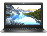 "Ноутбук Dell Dell Inspiron 3593 15.6""(1920x1080 (матовый))/Intel Core i5 1035G1(1Ghz)/8192Mb/256SSDGb/noDVD/Ext:nVidia GeForce MX230(2048Mb)/Cam/BT/WiFi/war 1y/2.2kg/ Platinum Silver / Win 10 Home"
