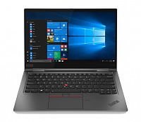 Ноутбук Lenovo Lenovo X1 Yoga 4th Gen T 14.0WQHD_IPS_AR/AS_300N_MT/ CORE_I7-8565U_1.8G_4C_MB/ 16GB(4X32GBX32)_LPDDR3_2133/ 512GB_SSD_M.2_2280_NVME_TLC_OP/ / INTEGRATED_GRAPHICS/ / FIBOCOM_L850-GL_4G_LTE_CAT9/ FINGERPRINT_READER/ IR&HD_CAMERA_W/MIC/ KYB_RU