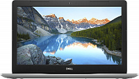 "Ноутбук Dell Dell Inspiron 3582 15.6""(1366x768 (матовый))/Intel Pentium Silver N5000(1.1Ghz)/4096Mb/1000Gb/DVDrw/Int:Intel UHD Graphics 605/Cam/BT/WiFi/war 1y/2.28kg/  Silver / Win 10 Home"