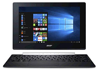 "Планшет-трансформер Acer SW5-017P-163Q Atom X5 Z8350/2Gb/SSD32Gb/Intel HD Graphics/10.1""/Touch/WXGA (1366x768)/Windows 10 Professional/black/WiFi/BT/Cam"