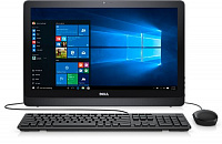 "Моноблок Dell Inspiron 3264 21.5"" Full HD i3 7100U (2.3)/4Gb/1Tb 5.4k/HDG620/DVDRW/Windows 10 Home Single Language 64/GbitEth/WiFi/BT/Cam/черный 1920x1080"
