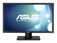 "Монитор Asus 23"" PB238Q черный IPS LED 16:9 DVI HDMI M/M матовая HAS Pivot 250cd 1920x1080 D-Sub DisplayPort FHD USB 5.5кг"
